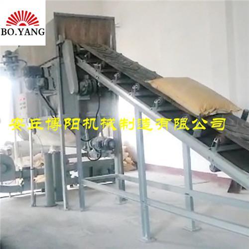 钛白粉密闭自动拆包机方案设计 1