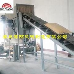 鈦白粉密閉自動拆包機方案設計