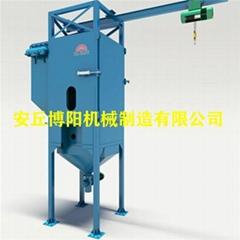 BYTCD1000吨袋投料站 粉煤灰吨包卸料机按需定制