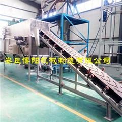 硫磺自動拆包機 無塵拆包機設計生產