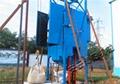 石灰吨袋拆包机