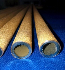Sintered High Flux Tube