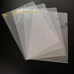 防静电L型文件袋ESD插页袋防静电办公用品文具厂家