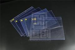 防靜電打孔硬膠套防靜電懸挂式硬膠套ESD透明文件套