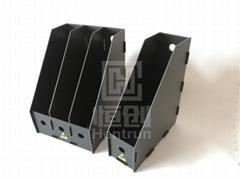防靜電文件欄防靜電文件藍ESD文具廠家供應