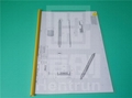 Anti-static A4 pull clip report cover ,Document folder paper file folder  5