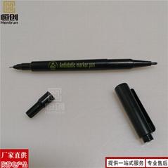 防静电记号笔水性无尘记号笔油性ESD记号笔双头文具供应