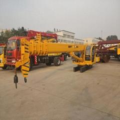 12噸船吊參數 25噸船吊臂長