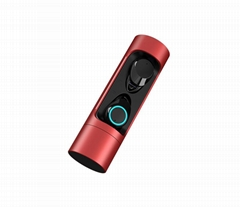 X8 TWS Wireless Earphone with Exquisite Appearance of the Charging Case