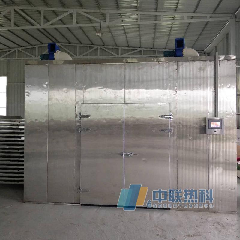 牧草空氣能熱泵烘乾機適用於稻草 1