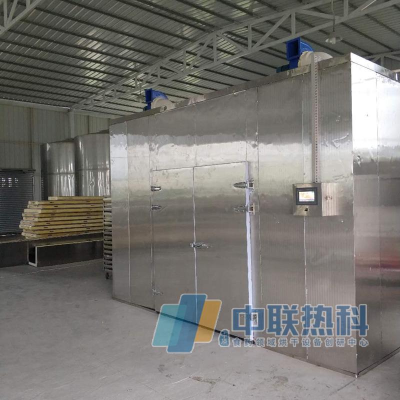 牧草空氣能熱泵烘乾機適用於稻草 2