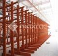 Medium duty Cantilever Racking