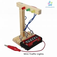 educational toy DIY Mini Traffic Lights