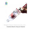DIY Creative Electric Vacuum Cleaner