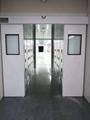 江蘇自動平移門風淋室 304不鏽鋼材質 1