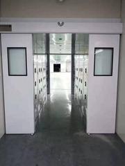 江苏自动平移门风淋室 304不锈钢材质