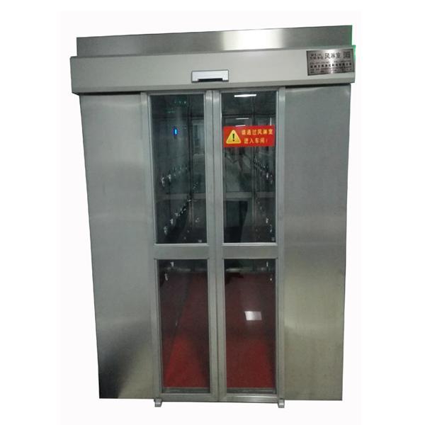江蘇自動平移門風淋室 304不鏽鋼材質 2