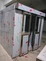 江蘇自動平移門風淋室 304不鏽鋼材質 3