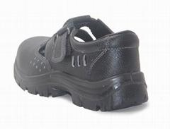 供应透气凉鞋安全鞋