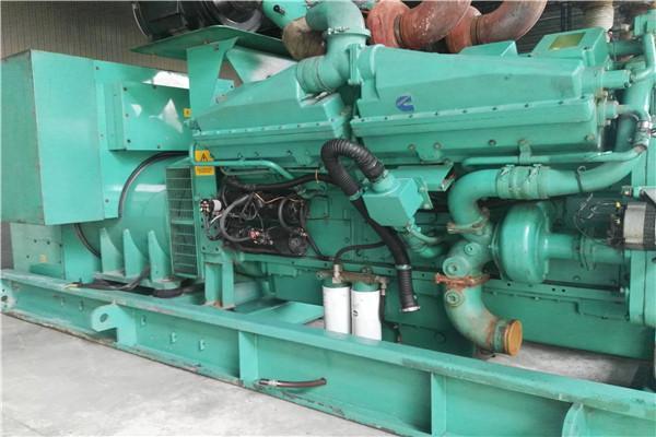 海珠柴油發電機 1