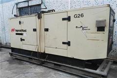 200V三相发电机组