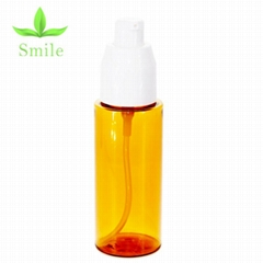 60ml PET cosmetic pack mist sprayer bottles