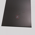 高比喷砂不锈钢深黑色 电梯彩色不锈钢门板