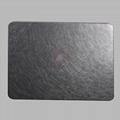 高比灰色和纹不锈钢板  所会彩色不锈钢装饰材料