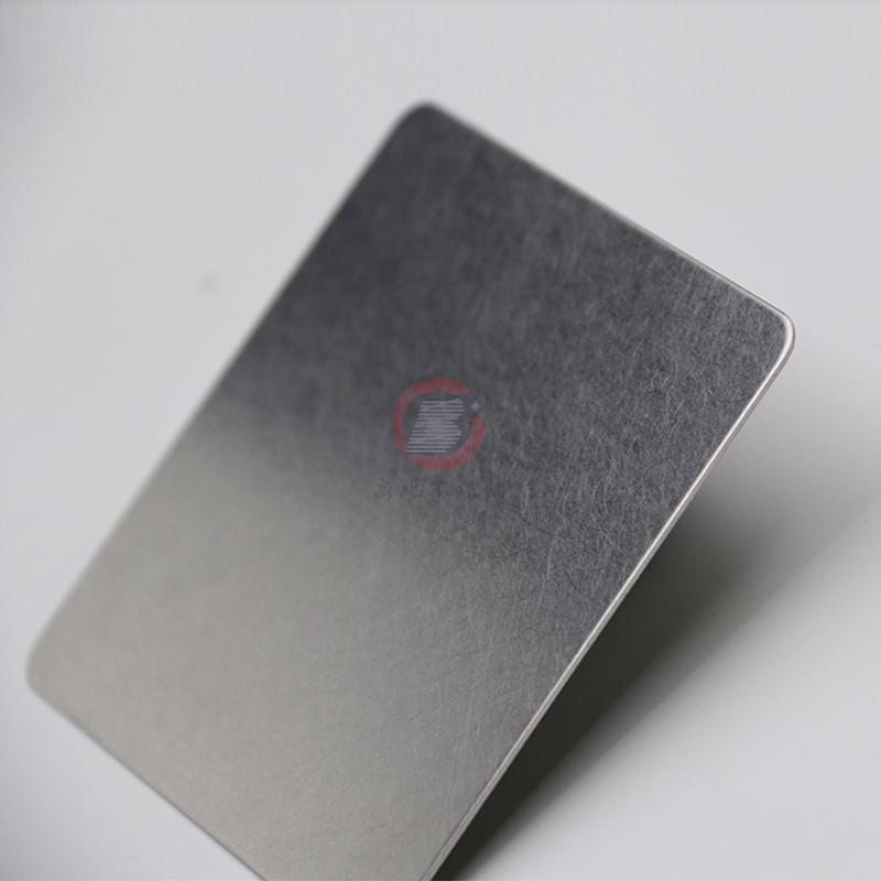 高比灰色和紋不鏽鋼板  所會彩色不鏽鋼裝飾材料 4