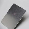 高比灰色和纹不锈钢板  所会彩色不锈钢装饰材料 4