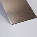 高比和紋不鏽鋼玫瑰金板 酒店裝飾材料 2