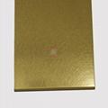 高比和纹钛金 豪华不锈钢门板 2