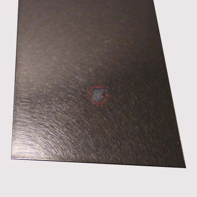高比304不鏽鋼板和紋香檳金 2