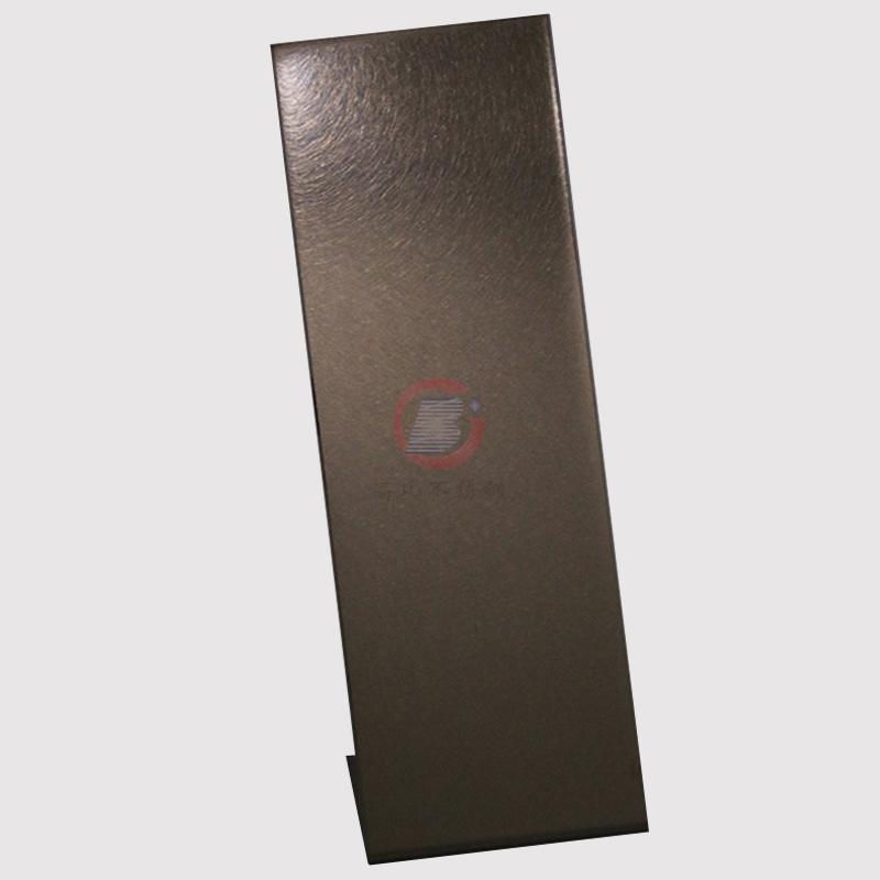 高比304不鏽鋼板和紋香檳金 3