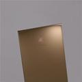 高比玫瑰金镜面钢板 电梯装璜彩色不锈钢板