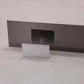 高比镜面电镀青黑色  家居厨柜不锈钢装饰璜材料 2