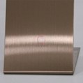 High ratio 304 hairline stainless steel