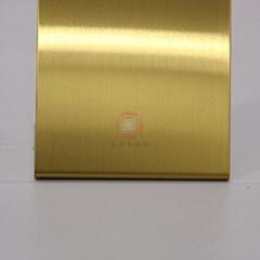高比钛金发纹不锈钢总代销 酒店装璜金属制品材料