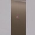 高比304彩色不锈钢著色加工 发纹不锈钢棕金 2