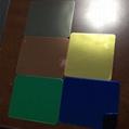 高比不锈钢板镜面翡翠绿  2