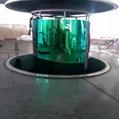 高比不锈钢板镜面翡翠绿  3