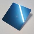 高比316不锈钢镜面蓝色 优质