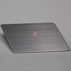 高比304L本色拉絲不鏽鋼板