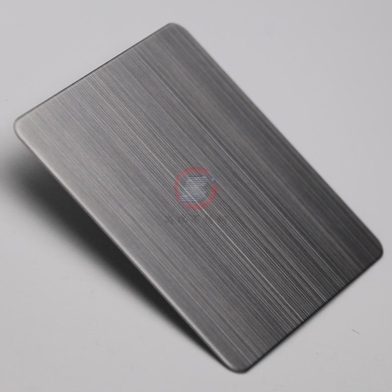 高比本色拉絲不鏽鋼板 工業裝璜不鏽鋼板 3