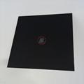 高比噴砂深黑色不鏽鋼板 啞光抗指紋鋼板加工生產 5