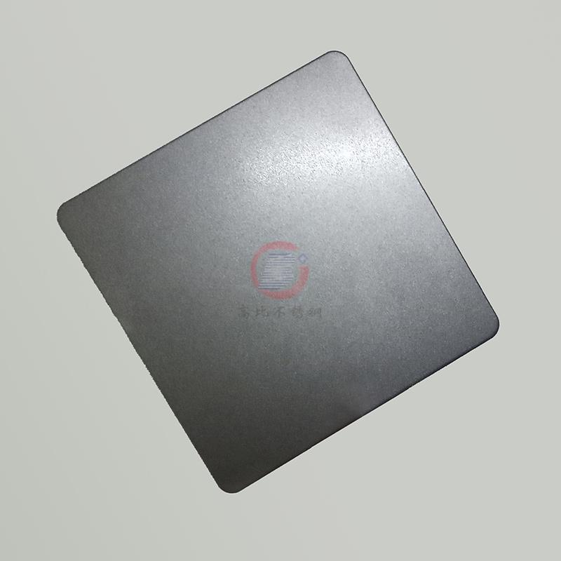 高比304不鏽鋼板淺黑色噴+啞光抗指紋 3