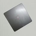 高比浅黑色喷砂不锈钢板 304不锈钢哑光抗指纹 3