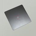高比浅黑色喷砂不锈钢板 304不锈钢哑光抗指纹 4