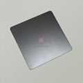 高比淺黑色噴砂不鏽鋼板 304不鏽鋼啞光抗指紋