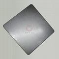 高比304不鏽鋼板淺黑色噴+啞光抗指紋 5